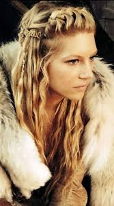 vikings hagatga hairdos image result for how to braid hair with extensions viking hair