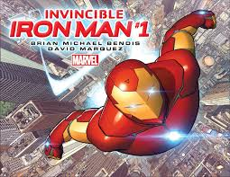 Iron Man Invincible Iron Man 1 Cbr