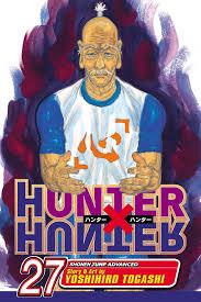 hunter x hunter hunter x hunter vol 27 yoshihiro togashi 9781421538624 amazon