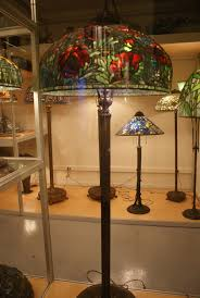 Stained Glass Floor Lamp White Stained Glass Floor Lamp U2014 All About Home Design Stained
