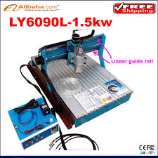 aliexpress com buy free shipping 1 5kw 3 axis cnc router 6090