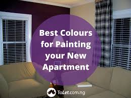 best colours for painting your new apartment tolet insider