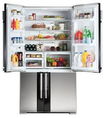 mitsubishi electric refrigerator mitsubishi 710 litre french door fridge freezer noel leeming