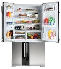 mitsubishi 710 litre french door fridge freezer noel leeming