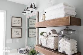 Modern Farmhouse Bathroom Modern Farmhouse Bathroom Makeover Reveal