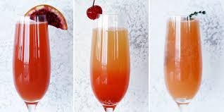 3 easy mimosa recipes how to make a mimosa