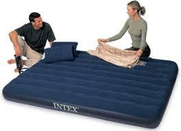 intex classic downy queen review u2013 best budget air mattress