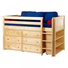 Dresser With Bookshelves by Kids Loft Beds Rosenberry Rooms