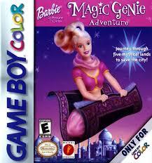 play barbie magic genie adventure nintendo game boy color