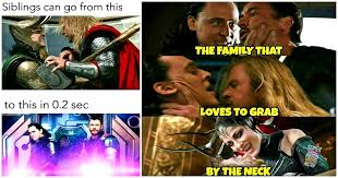 Funny Thor Memes - laughnarok 25 incredibly funny thor family memes best of comic books