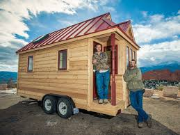 Tumbleweed Houses New Tumbleweed Fencl Tiny House On Wheels For Sale
