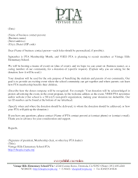 Asking For Donations Letter by Thank You Letter Donor Create Professional Resumes Online For
