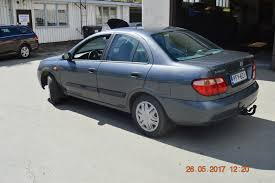 nissan almera alloy wheels nissan almera 1 8 business 4d sedan 2005 used vehicle nettiauto