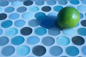 fireclay tile u0027s newest u0027crush u0027 100 recycled glass tile