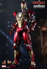 iron man 3 mark xvii heartbreaker