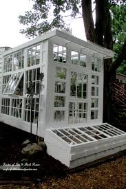 Greenhouse Shed Designs by Building A Repurposed Windows Greenhouse Our Fairfield Home U0026 Garden