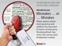 Spell Resume
