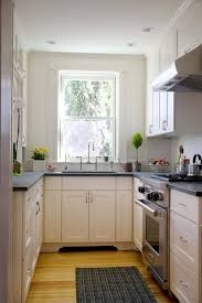 houzz small kitchen ideas 10 ways to a small kitchen feel bigger houzz