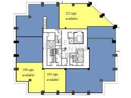 podium floor plan sewa kantor chase plaza podium jakarta selatan office space