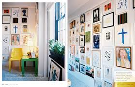 Kitchen Gallery Wall by January February 2011 Lonny Magazine Lonny