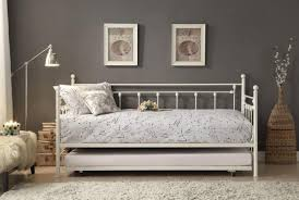 Wrought Iron Daybed Hypnotizing Metal Daybed With Trundle Assembly Instructions Tags