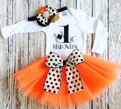Spider Halloween Costume Baby Baby Boutique Halloween Hair Bows Tutus Costumes U0026