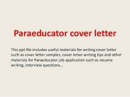 Paraprofessional Job Description For Resume by Paraeducator Cover Letter 1 638 Jpg Cb U003d1394070839