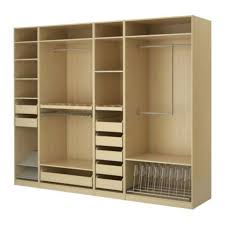 Modern Closet Design Bedroom Exciting Big Brown Wall Closet - Wall closet design