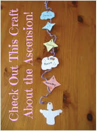 Easter Decorations For Window by Bible Craft Ascension Window Decorations Great For Easter