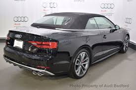 bedford audi ohio 2018 audi s5 cabriolet 3 0 tfsi at audi bedford oh iid 16395736