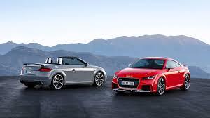 audi 2017 2017 audi tt rs is a 400 horsepower mini r8 the drive