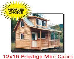 16x24 owner built cabin 12x16 prestige mini cabin i d probably prefer a 16x24 my