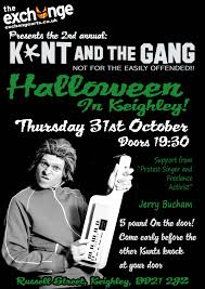 the exchange keighley blog archive k nt and the gang halloween