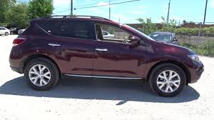 nissan murano near me used one owner 2013 nissan murano sl chicago il western ave nissan