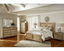 Michael Amini Bedding Clearance Aico Bedroom Set Biscayne West In Sand Color Ai 80010 102set