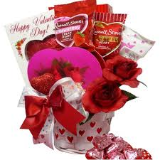 valentines baskets heart to heart valentines day gift basket of