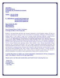 Sample Resume For Hotel Management Job by Amr Sabry Resume Hotel Manager