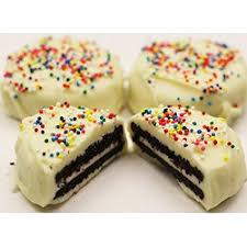 where can i buy white chocolate covered oreos buy 39 s cakes white chocolate covered oreos topped with