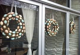 restaurant decorations a party style easter restaurant decorations