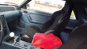 Fox Body Black Interior 03 Cobra Seats In Fox Body The Best Cobra Of 2017
