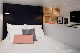 Small Bed by 4 Awesome Small Studio Apartments With Lofted Beds