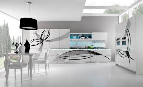 Kitchen Laminate Design by Contemporary Kitchen Laminate Lacquered Seven Torchetti Cucine