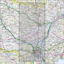 Edd Maps Os 1 25 000 Maps