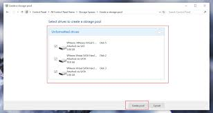 Used To Create A Virtual by How To Use Storage Spaces In Windows 10 Windows Central