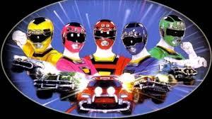 Turbo Power Rangers 2 - power rangers turbo shift into turbo youtube