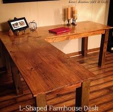 Wooden Table L How To Build A Desk For 20 Bonus 5 Cheap Diy Desk Plans Ideas