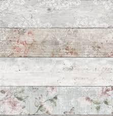 B Q Bedroom Wallpaper Grey U0026 Pink Distressed Floral Wood Flat Wallpaper Departments