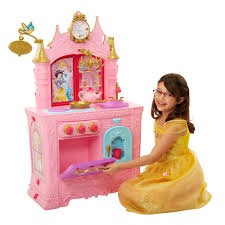 disney princess amazon com disney princess royal 2 sided kitchen u0026 caf toys u0026 games