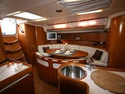 Glamorous Yacht Interior Design Examples That Will Amaze You - Boat interior design ideas