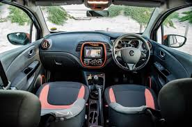 renault captur white interior renault captur sunset 2016 review cars co za